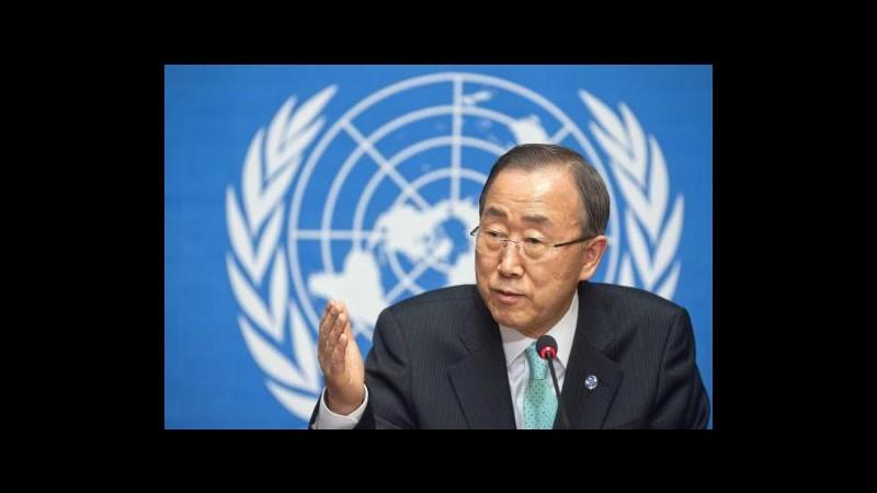 Uganda, Ban Ki-moon: Modificare o abrogare legge anti gay