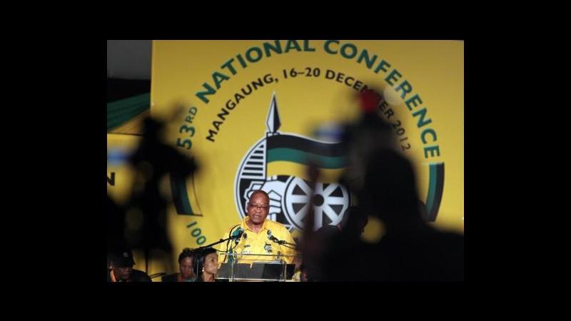 Sudafrica, complotto terroristico contro congresso Anc: 4 fermati