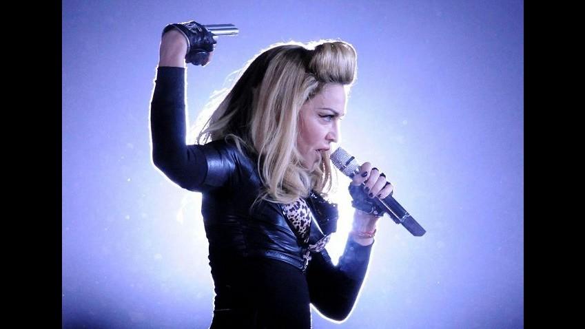 Madonna ancora regina del pop, suo tour il più redditizio del 2012