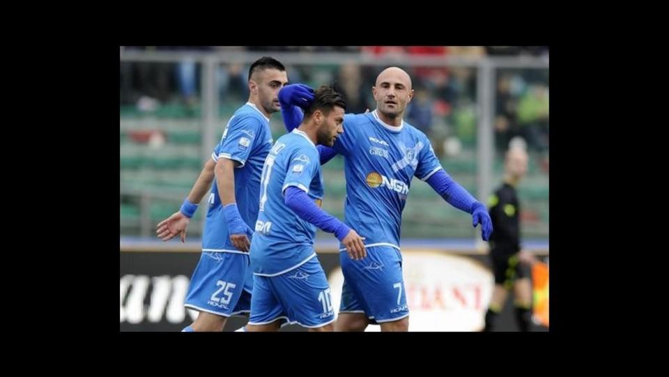 Serie B: Empoli torna al successo, pari per Avellino e