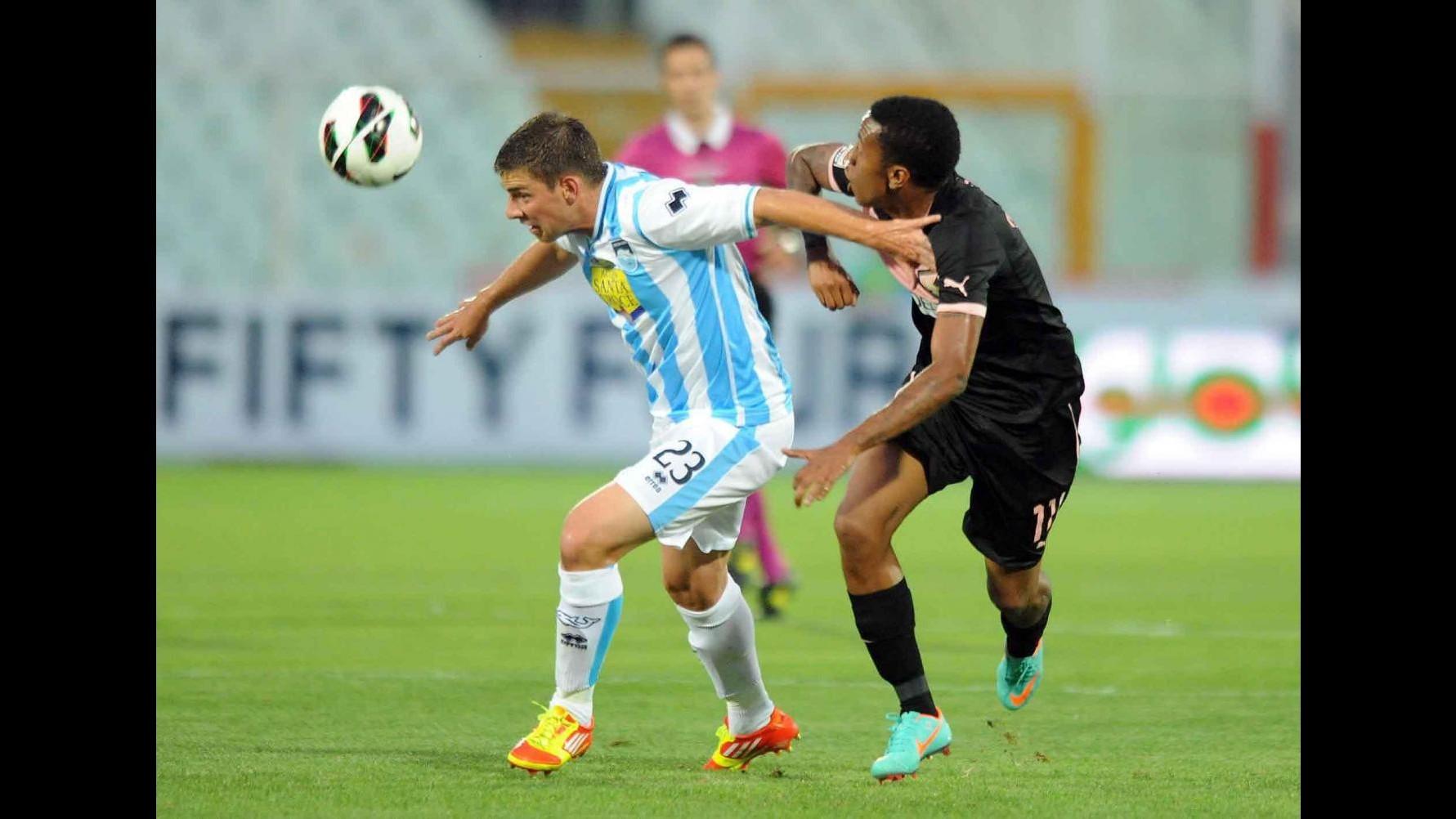 Pescara: Romagnoli, Cascione e Cosic saltano sfida con Milan