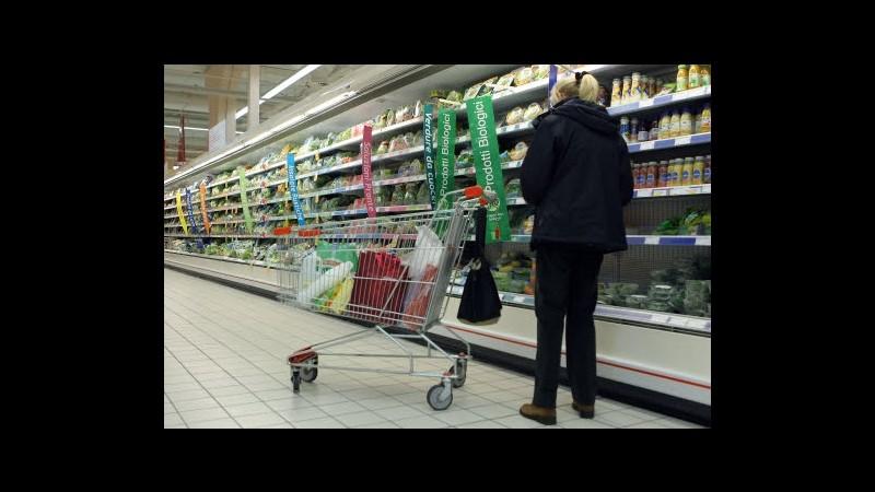 Inflazione, a gennaio stabile allo 0,7%, corrono prezzi supermercato