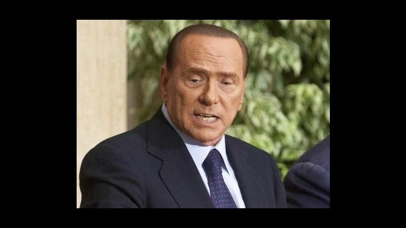 Berlusconi: Mi sono sentito molto coccolato dal Ppe