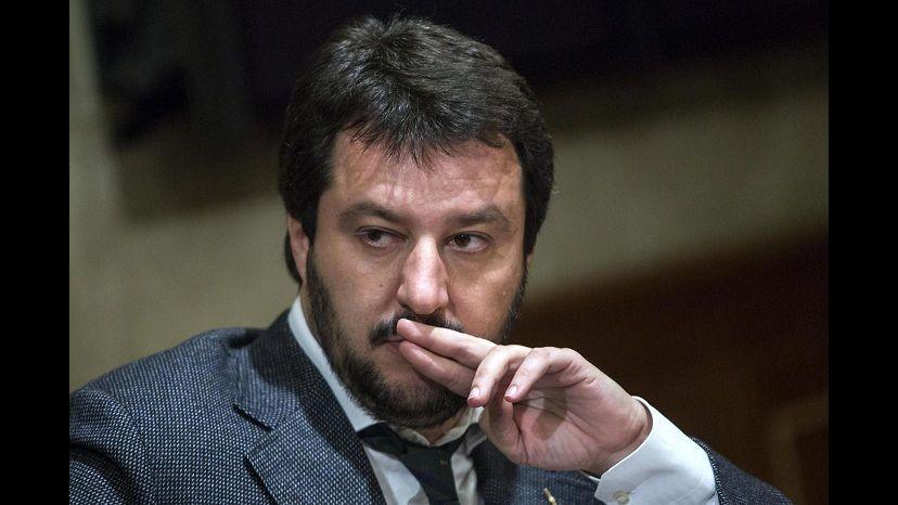 Lega, Salvini: Da noi mozione di sfiducia contro Alfano