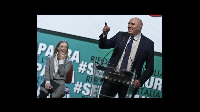 Elezioni, Crosetto (Fdi): Giannino? Starebbe bene nel centrodestra