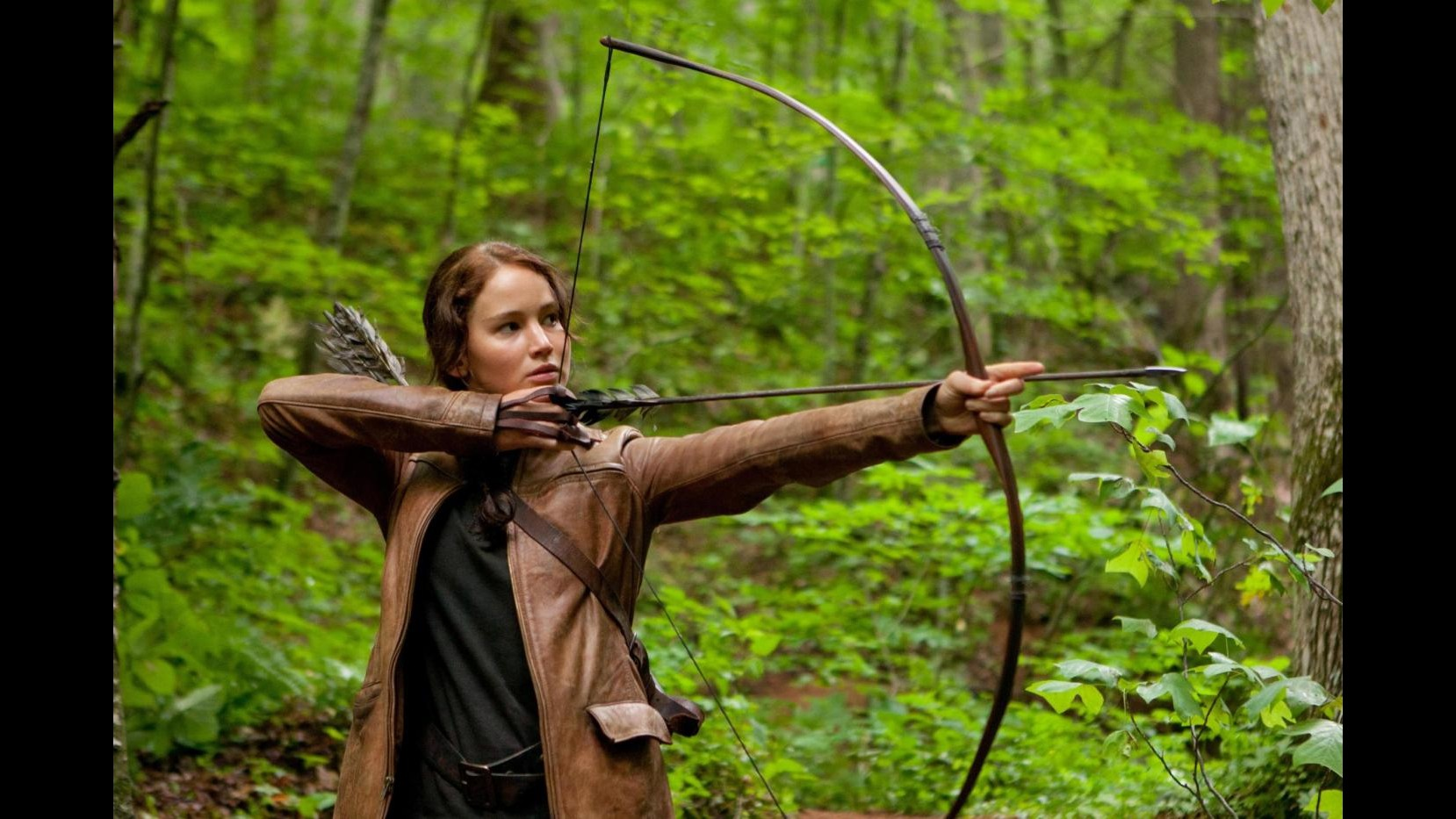 Il film 'Hunger games' trionfa con 5 premi ai People's choice award