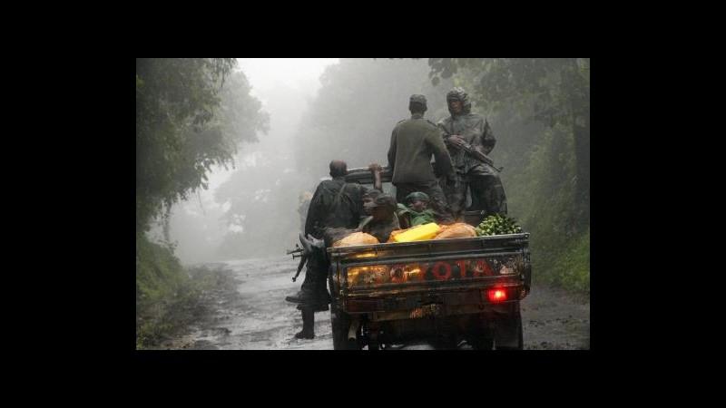 Congo, gruppo ribelle M23 annuncia cessate il fuoco unilaterale
