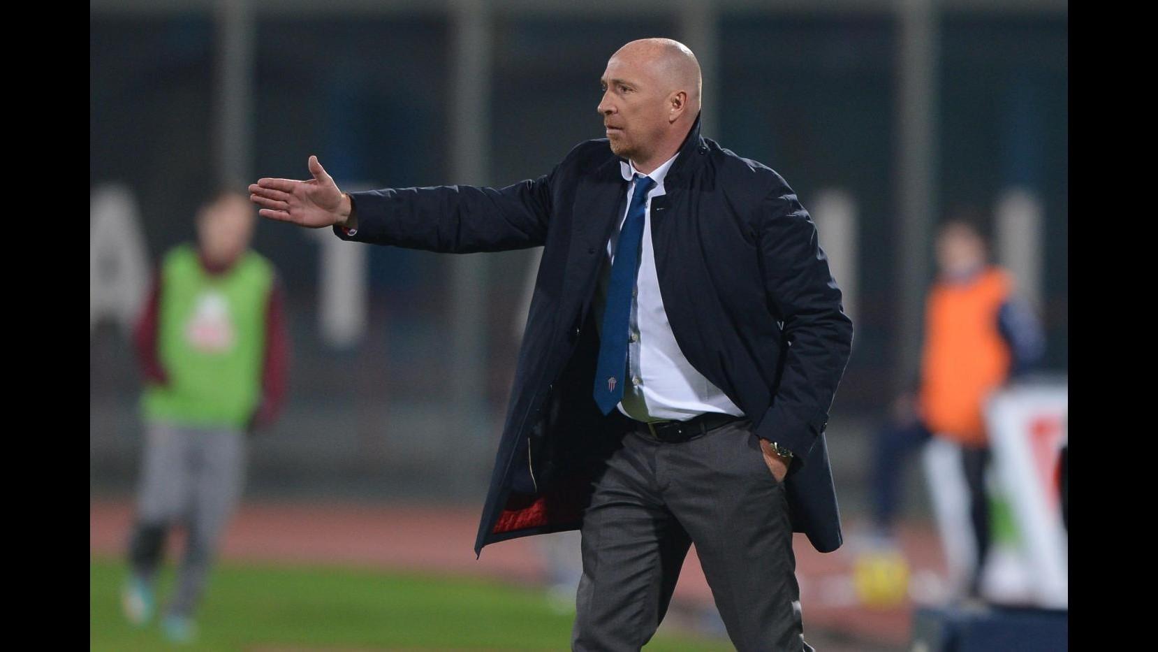 Maran: Catania farà di tutto per arrivare in semifinale Coppa Italia