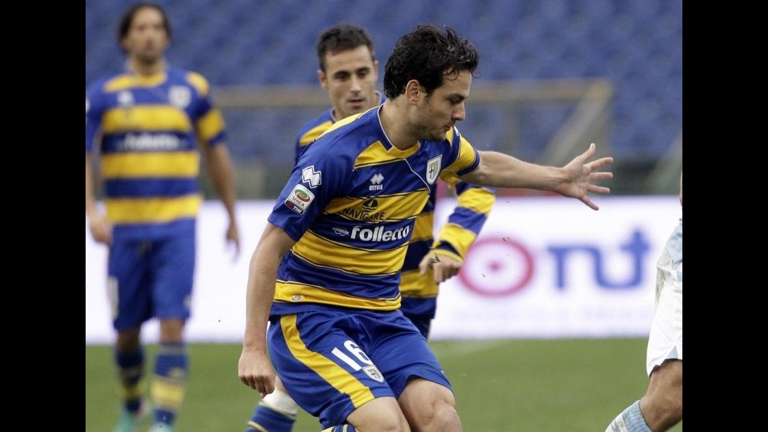 Parolo: Parma in Europa League? Prima raggiungiamo salvezza