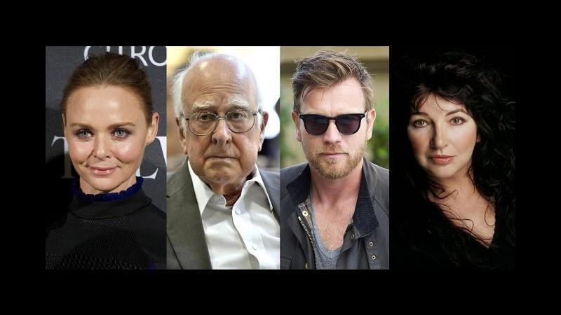 La regina onora Stella McCartney, Peter Higgs, Ewan McGregor e Kate Bush