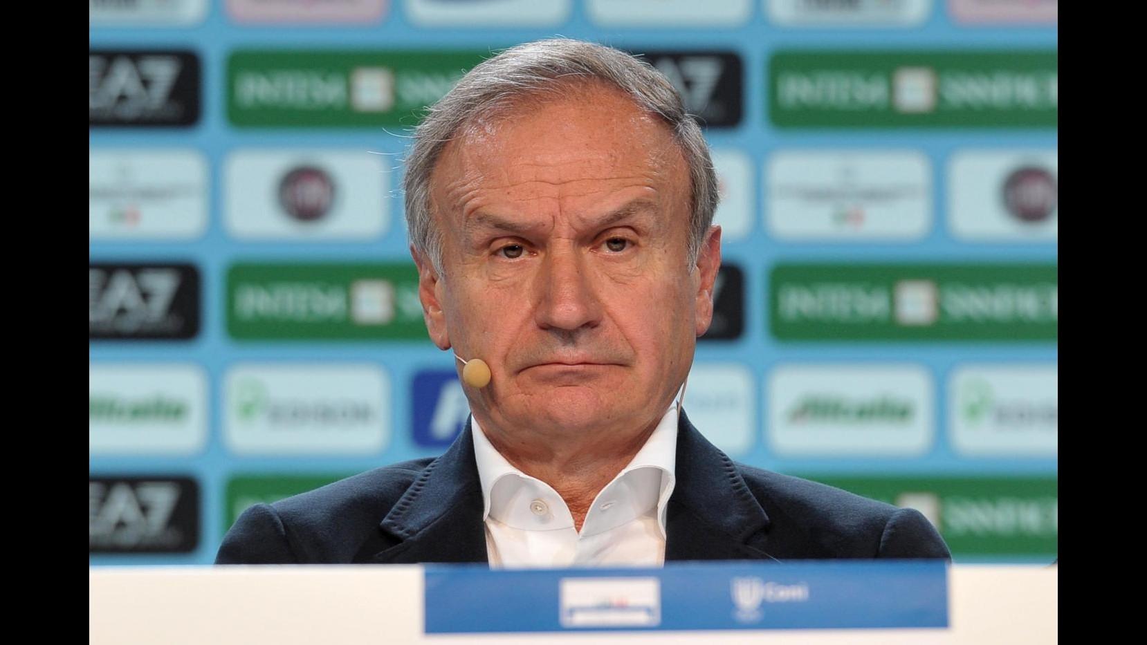 Petrucci: Presidenti club calcio siano più sereni e moderati