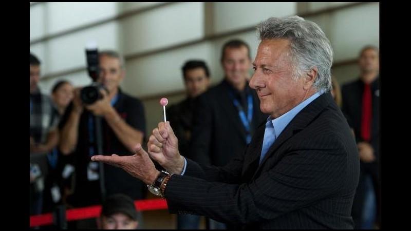 Dustin Hoffman attaccato da animalisti:E' irresponsabile e senza cuore