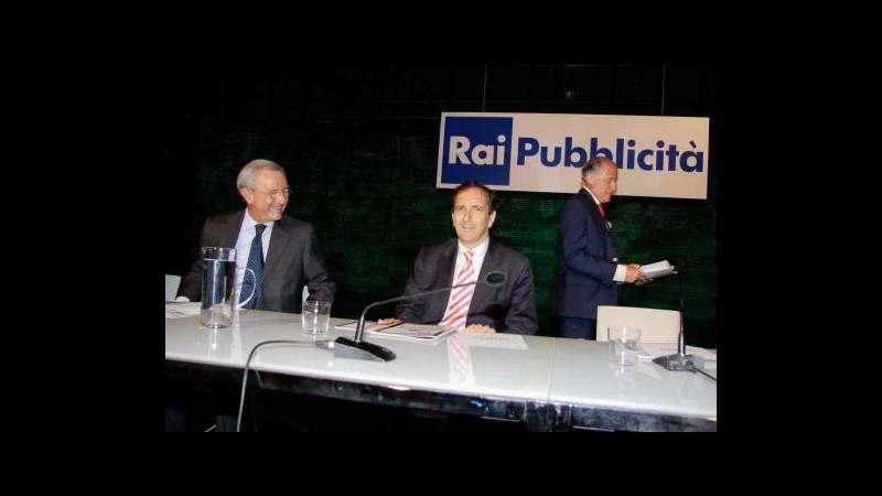 Rai torna in utile, Gubitosi annuncia risultato di 5 mln nel 2013