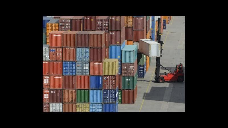 Istat: Saldo commercio extra-Ue positivo per 2,1 mld nel 2012