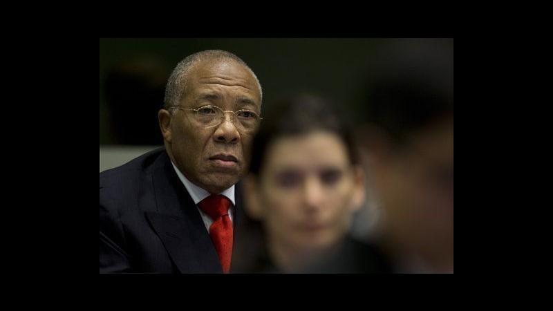 Sierra Leone, via a processo d'appello per Charles Taylor