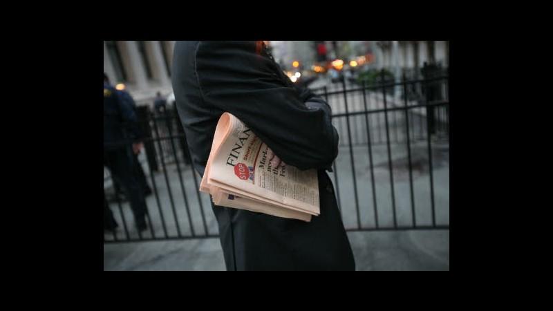 Financial Times: Monti non è l'uomo giusto per l'Italia