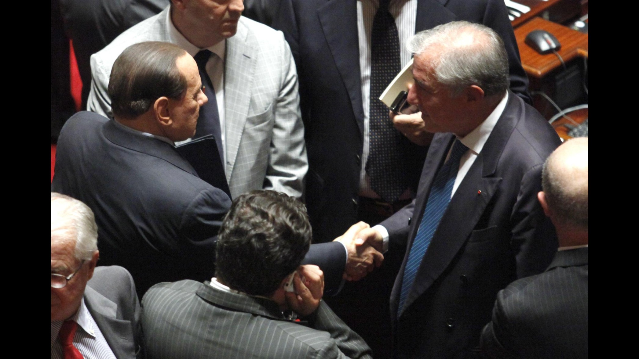 Berlusconi: Dell'Utri in lista? Temo dovrò chiedergli sacrificio
