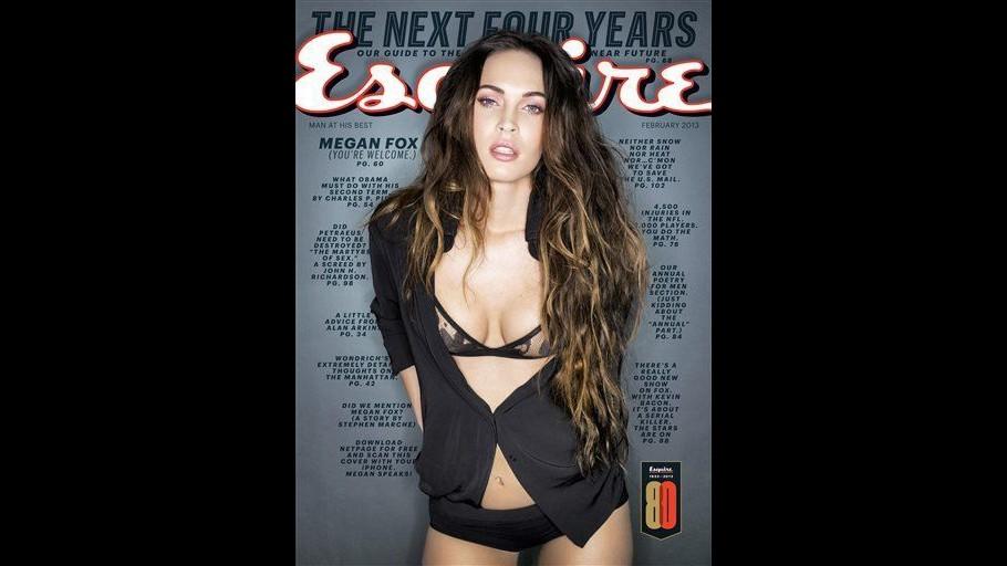 Megan Fox: Non inseguo la fama e non ammiro più Marilyn Monroe