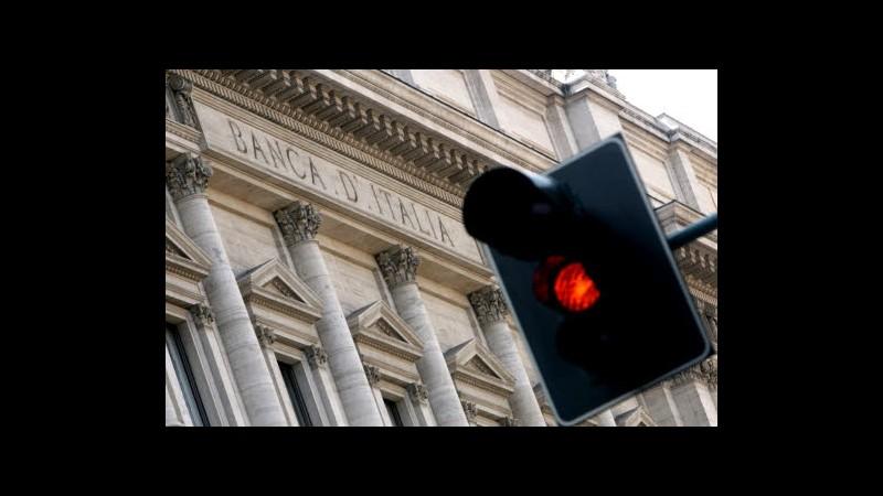 Bankitalia: A novembre debito record a 2.020 mld, ma a dicembre cala