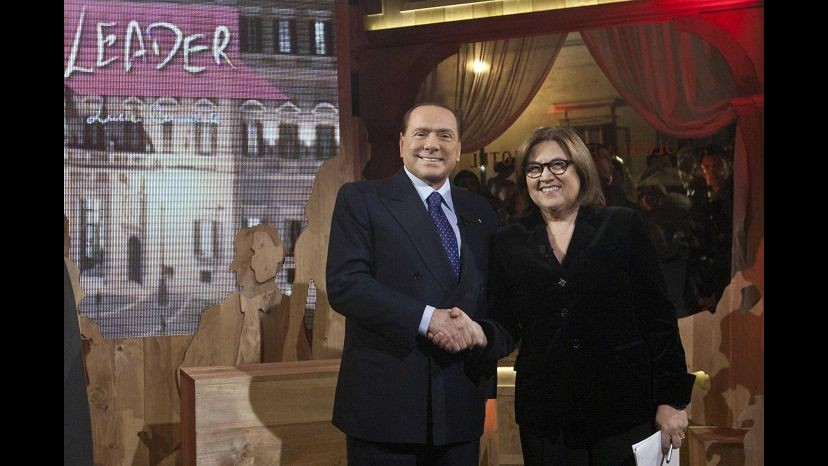 Elezioni, Berlusconi: Se vinco condono edilizio e tombale