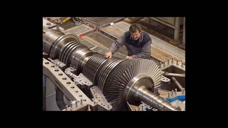 Germania, ordini industria +0,8% a dicembre, da eurozona +7%