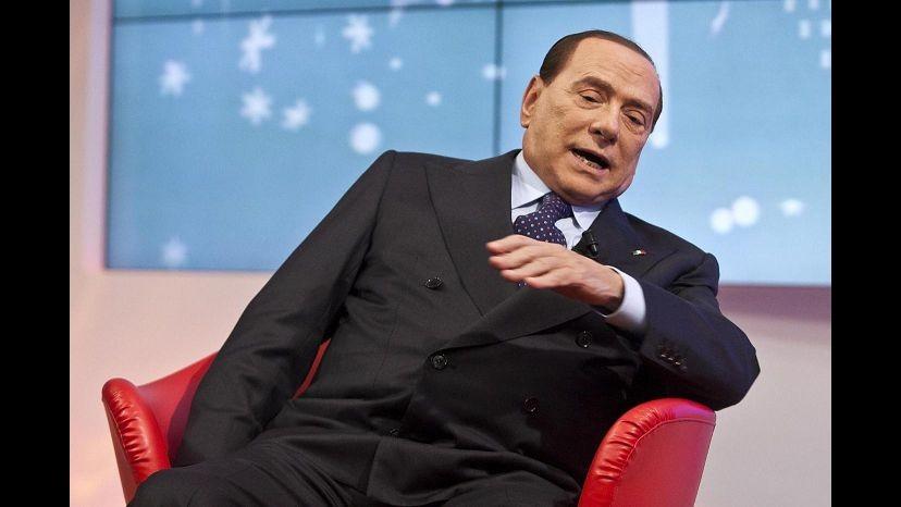 Elezioni, Berlusconi: Sì a condono tombale se c'è maggioranza