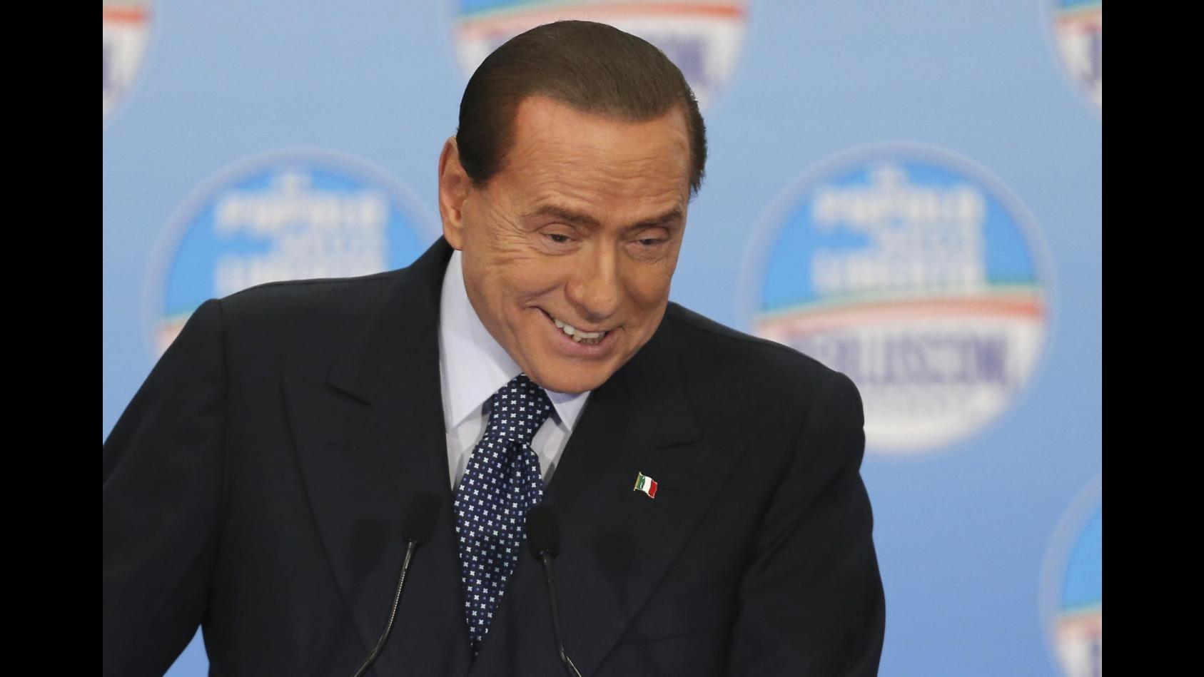 Da Berlusconi 'proposta choc': Restituiremo a cittadini Imu pagata nel 2012