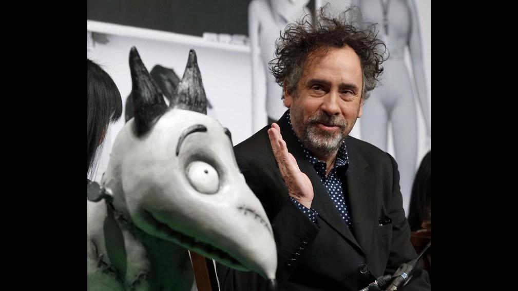 Retrospettiva su Tim Burton al Museo nazionale del cinema di Torino