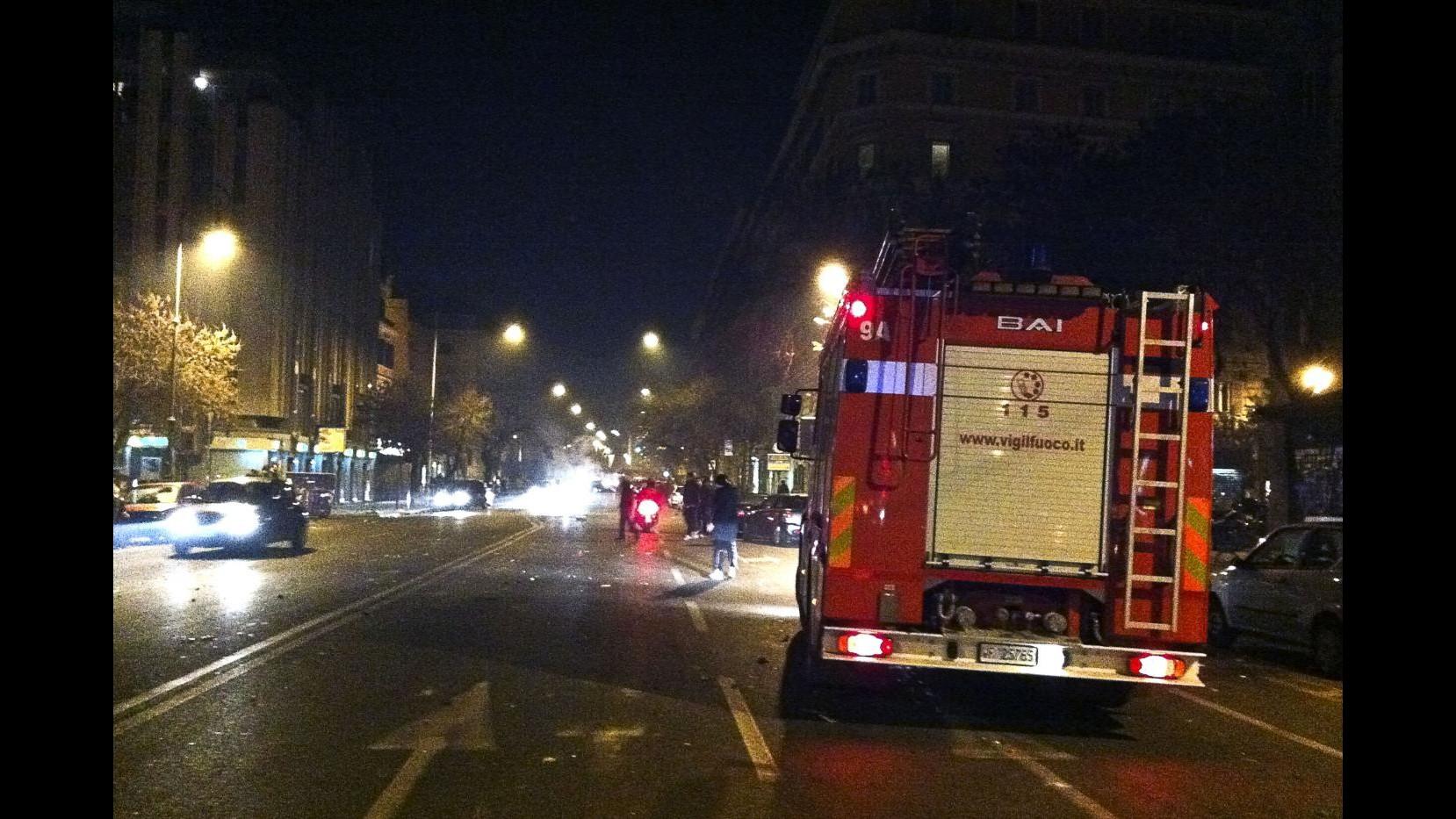 Roma, 2 senzatetto morti in incendio in sottopasso: forse incidente