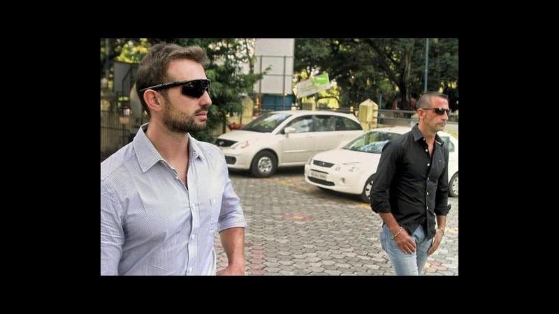 Marò, corte indiana concede permesso 4 settimane: tornano per votare
