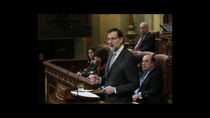 Spagna, Rajoy annuncia 'seconda generazione' riforme per crescita