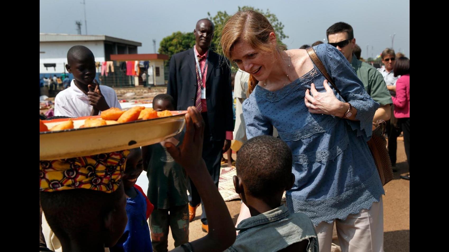 Rep.Centrafricana, Power: Più sostegno a soldati africani e francesi