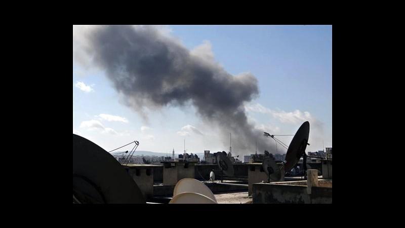 Siria, truppe e ribelli combattono vicino Aleppo e in provincia Idlib
