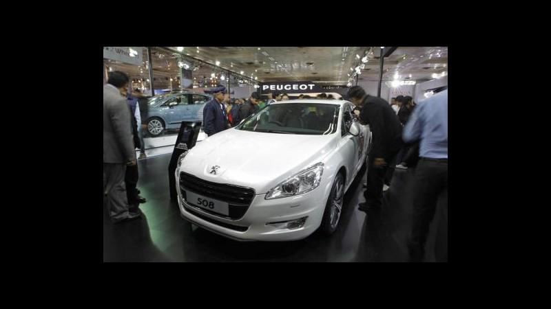 PSA Peugeot Citroen, perdita record di 5 mld nel 2012