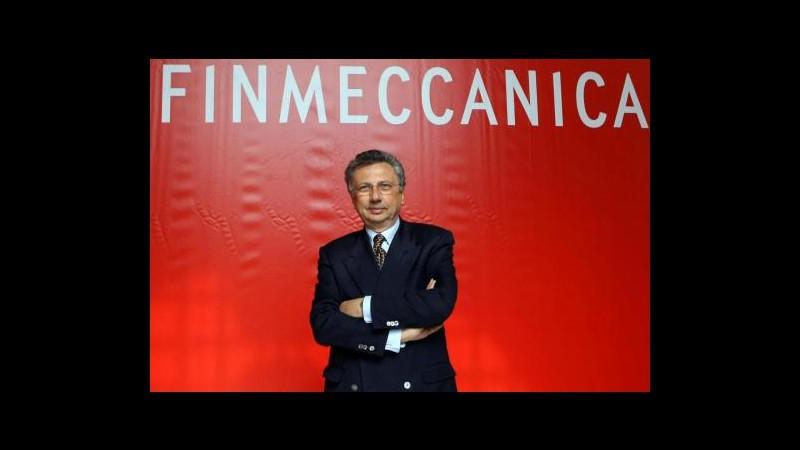 Finmeccanica, Consob vieta vendite allo scoperto