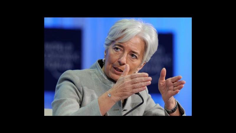 Fmi: Timori per stagnazione prolungata, rischi da bassa inflazione