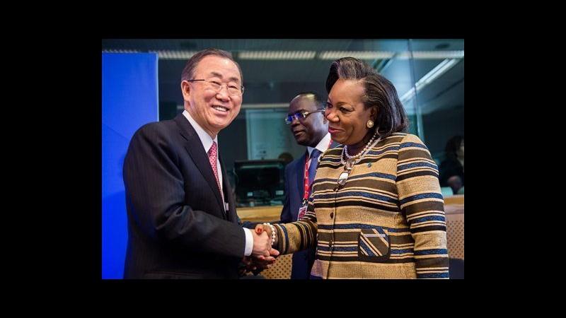 Rep. Centrafricana, Ban Ki-moon: Agire in fretta per fermare uccisioni