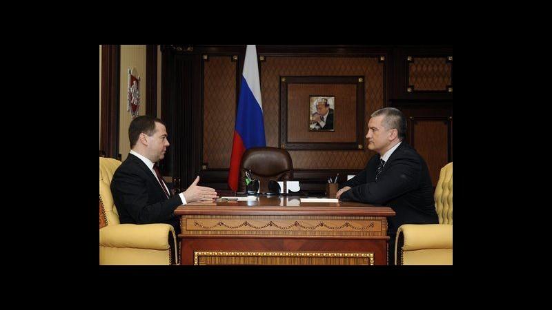 Ucraina, Schaeuble: In Crimea usata tattica Hitler in Sudeti