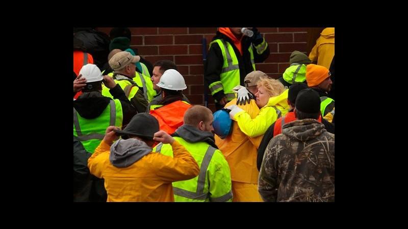 Usa, frana in Stato di Washington: 21 morti, ancora 30 dispersi