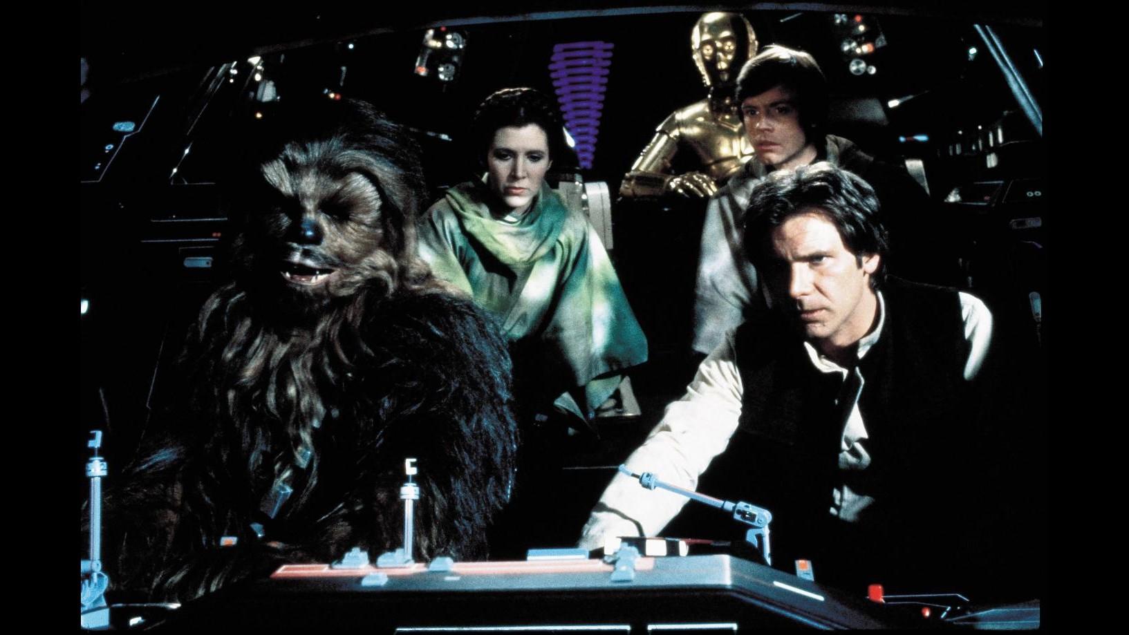 Carrie Fisher sarà di nuovo la principessa Leila nel nuovo 'Star wars'