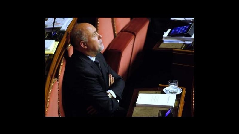 Caso Lusi, seconda udienza oggi a Roma: testimonierà Bocci