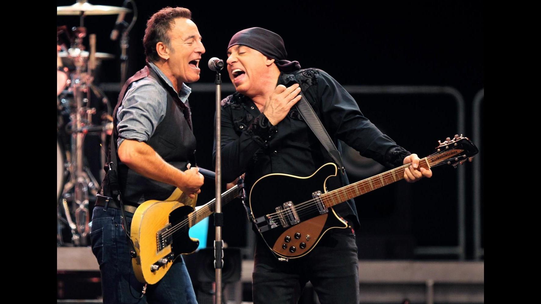 Springsteen torna a festival di Londra dove era stato zittito nel 2012