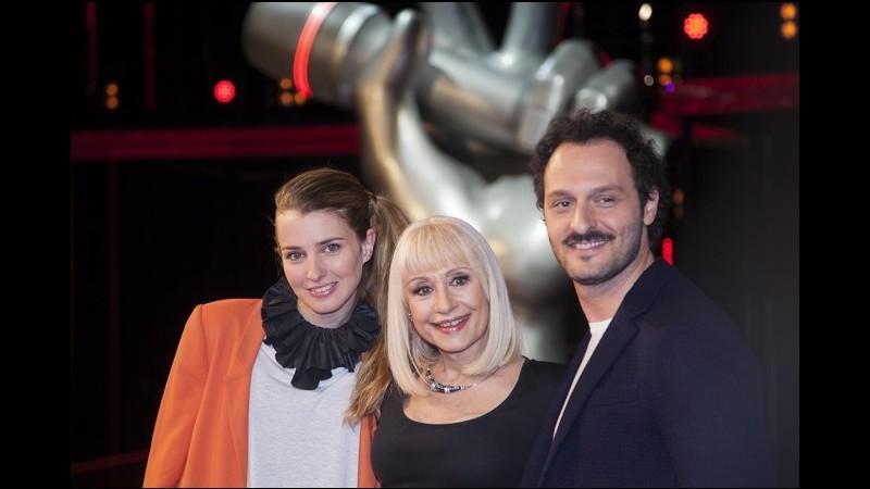 Rai2, con 'The Voice' Carrà torna in tv con Cocciante, Pelù e Noemi