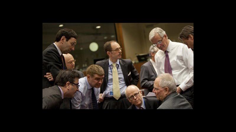 Banche, Ue rinvia il via libera al tetto su bonus manager