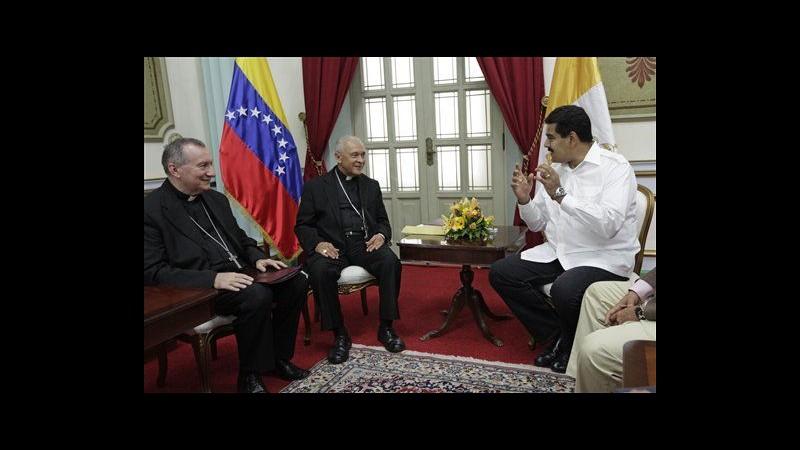 Venezuela, Vaticano disposto a mediare ma deve studiare opzioni
