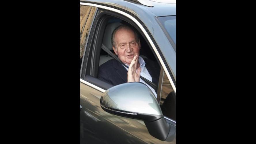 Spagna, re Juan Carlos operato con successo, 4° intervento in 12 mesi