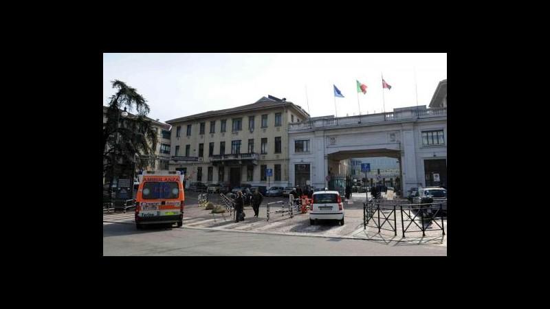 Torino, esplode residuato bellico: 16enne perde la vista