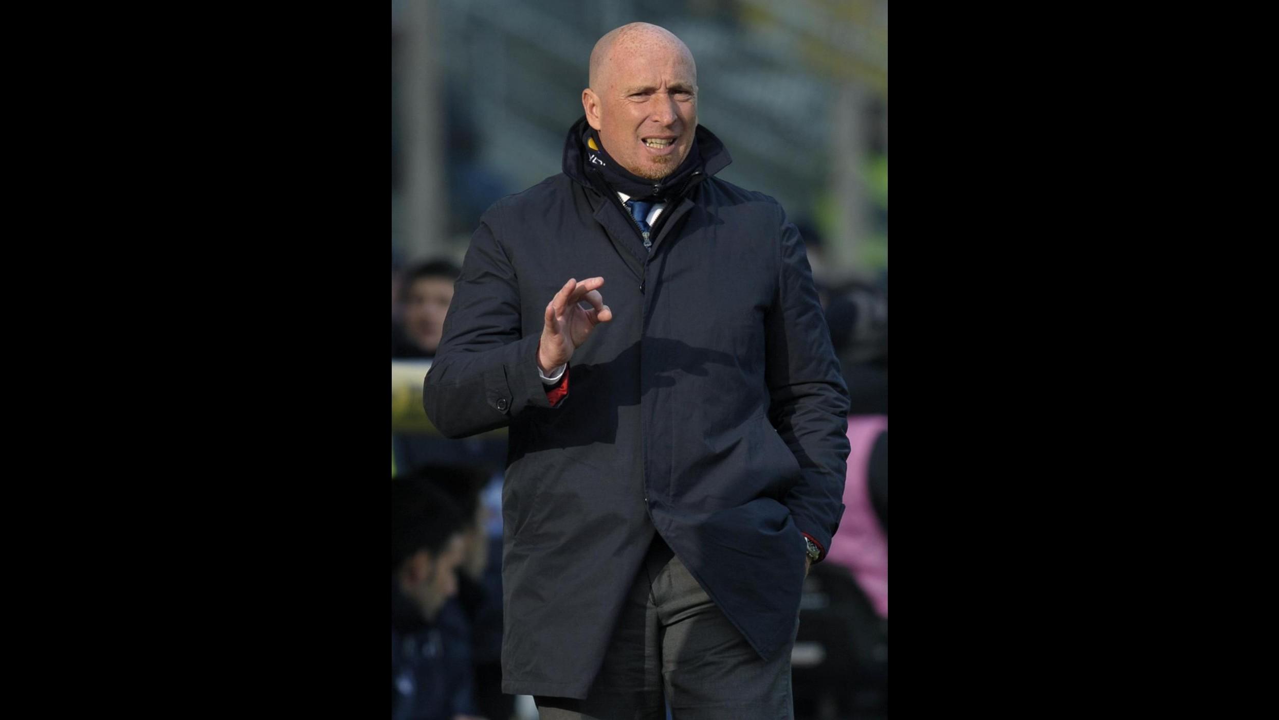 Maran: Contro l'Inter voglio una prestazione da Catania