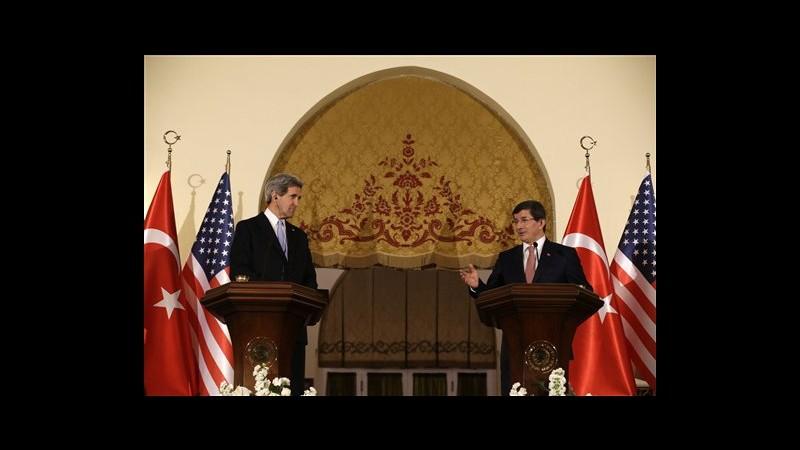 Polemica per frasi Erdogan su sionismo, Kerry: Serve spirito tolleranza