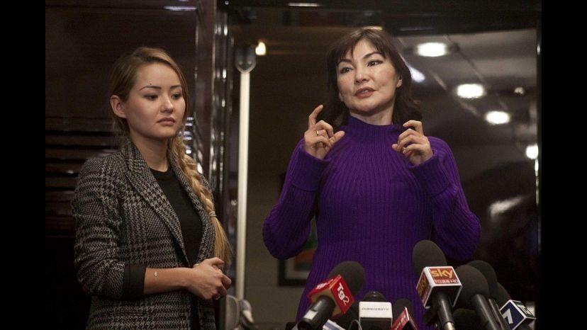 Shalabayeva: Ringrazio Emma Bonino. Il regime ci sorvegliava 24 ore su 24